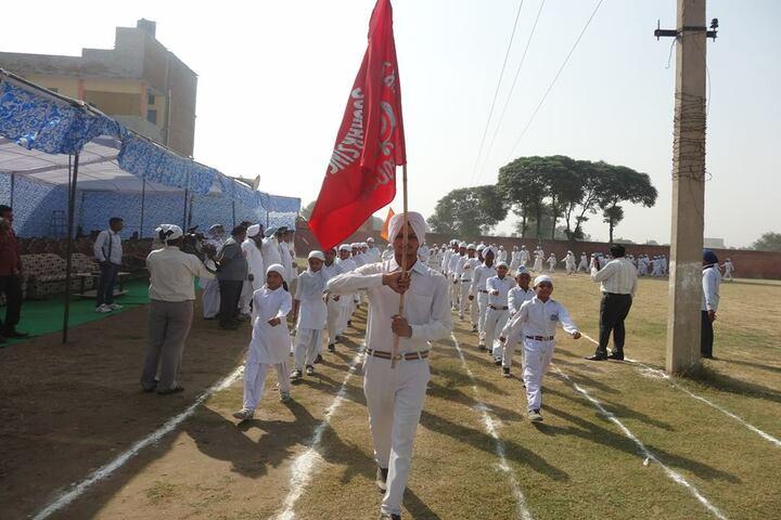 Guru Nanak Academy-Sports day