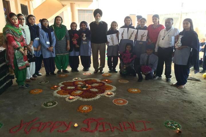 Guru Nanak Dev Academy-Festival Celebration