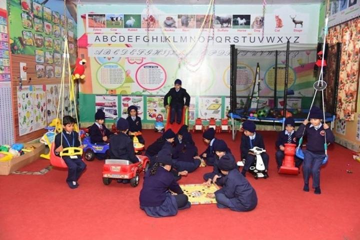 Guru Nanak Dev Academy-Play Area
