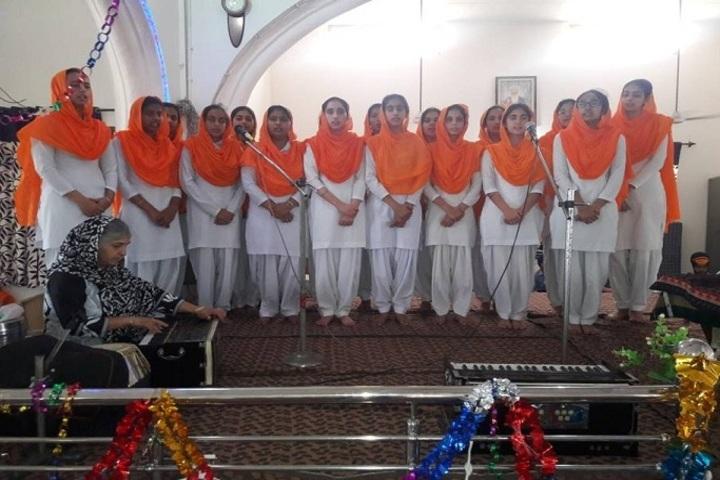 Guru Nanak Dev Academy-Singing