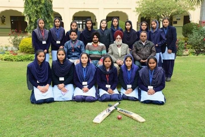 Guru Nanak Dev Academy-Sports Team