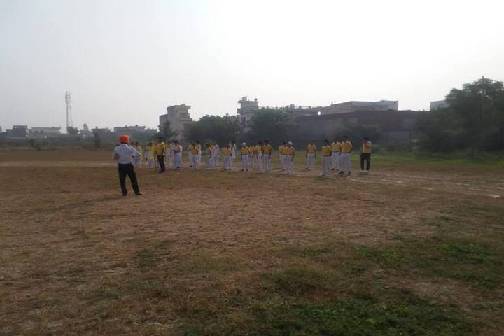 Guru Teg Bahadur Khalsa Public School-Play Ground