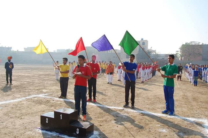 Guru Teg Bahadur Khalsa Public School-Sports day