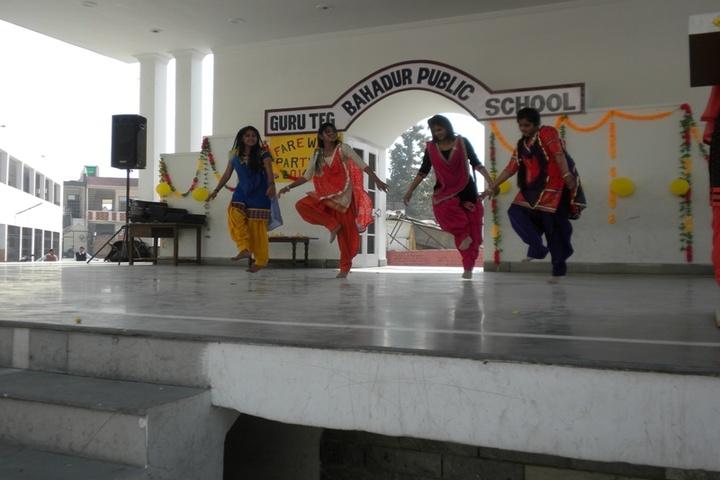 Guru Teg Bahadur Public School-Annual day