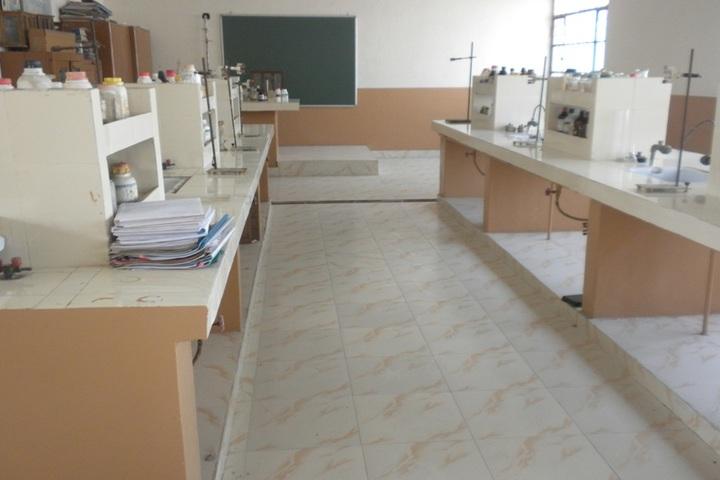 Guru Teg Bahadur Public School-Chemistry Lab