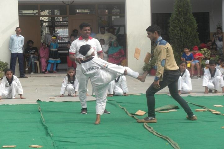Guru Teg Bahadur Public School-Karate