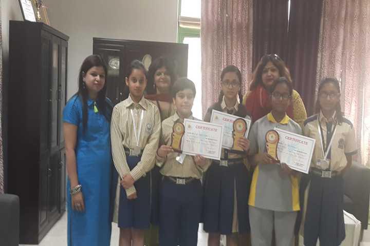 Gurugram Public School-Acheivements