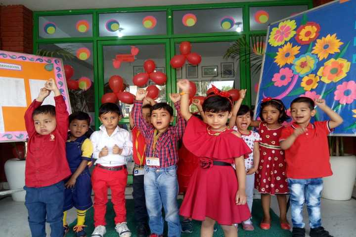 Gurugram Public School-Activity