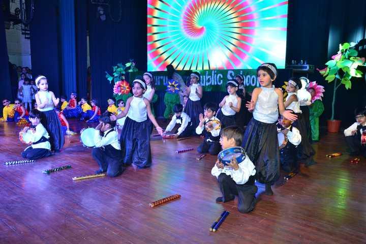 Gurugram Public School-Annual Day
