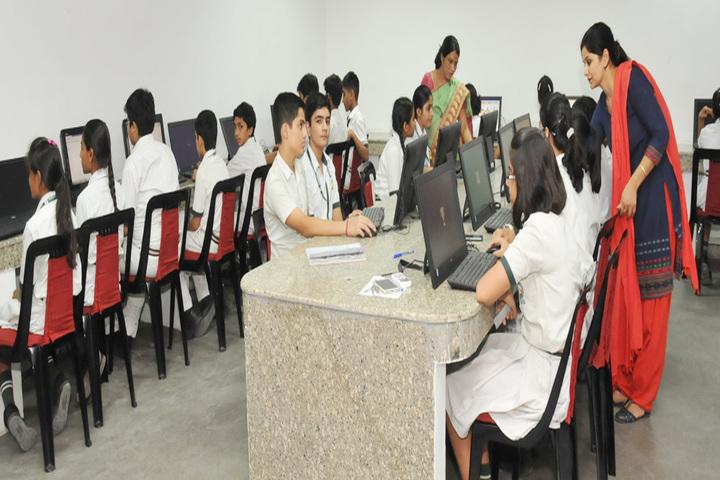 Gurugram Public School-Computer Lab
