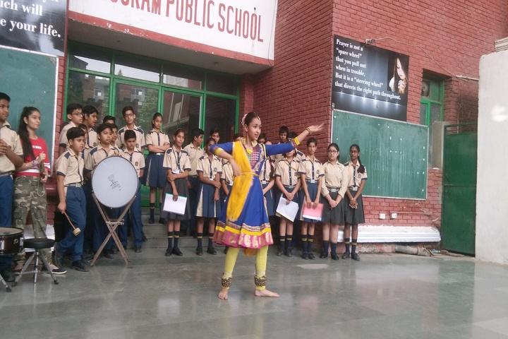 Gurugram Public School-Dance Competition