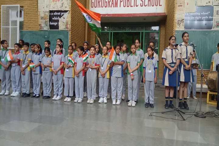 Gurugram Public School-Independence Day