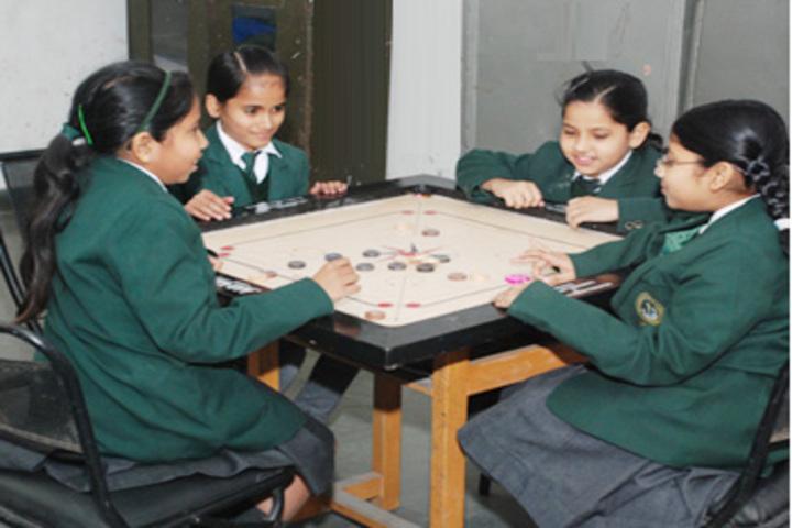 Gurugram Public School-Indoor Games