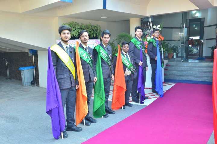 Gurugram Public School-Investiture Ceremony