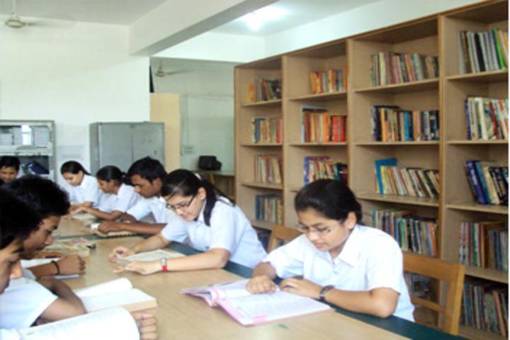 Gurugram Public School-Library