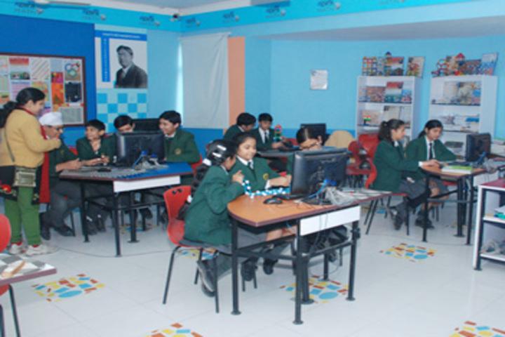 Gurugram Public School-Maths Lab