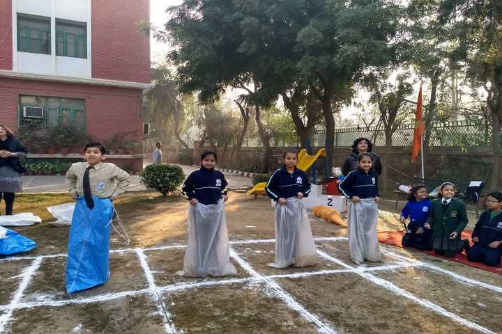 Gurugram Public School-Sports Day