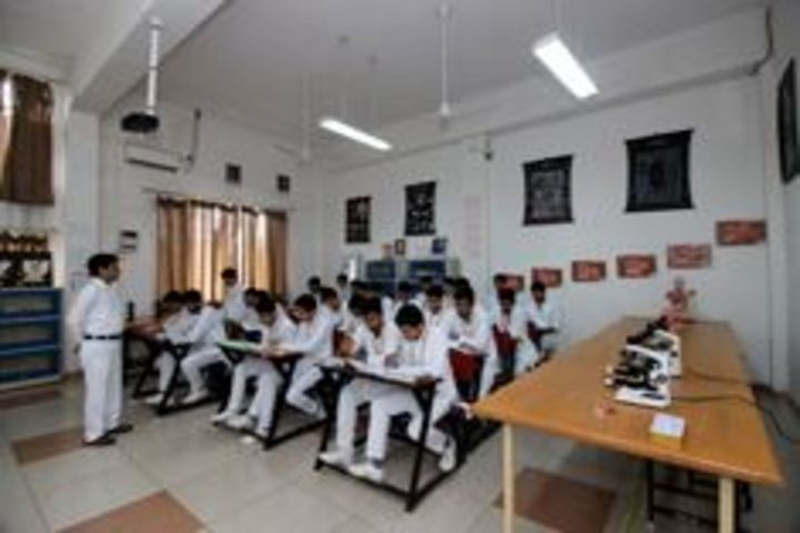 Gurukul-Biology Lab