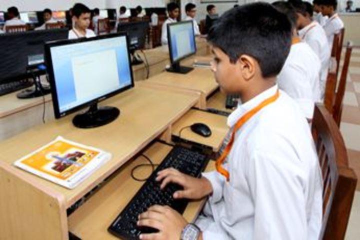 Gurukul-Computer Lab