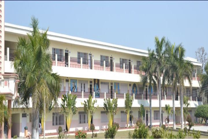 Gurukul-School View