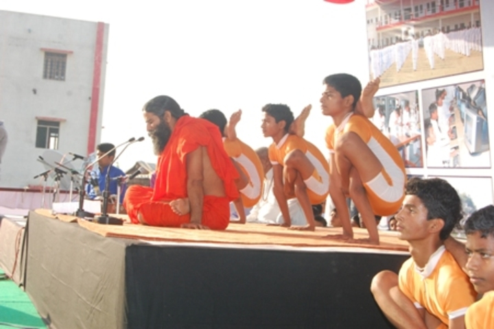 Gurukul-Yoga day