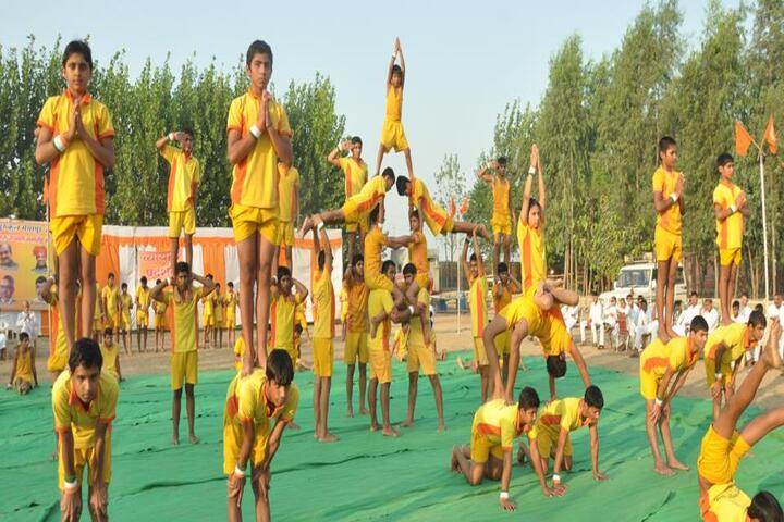 Gurukul High School-Activity