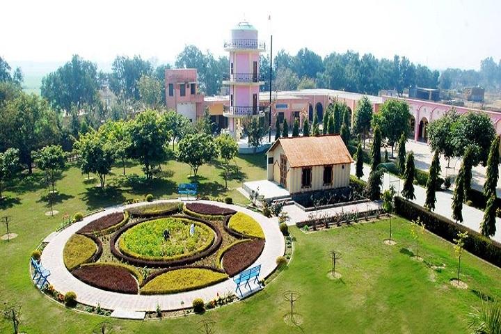 Gurukul High School-Campus View