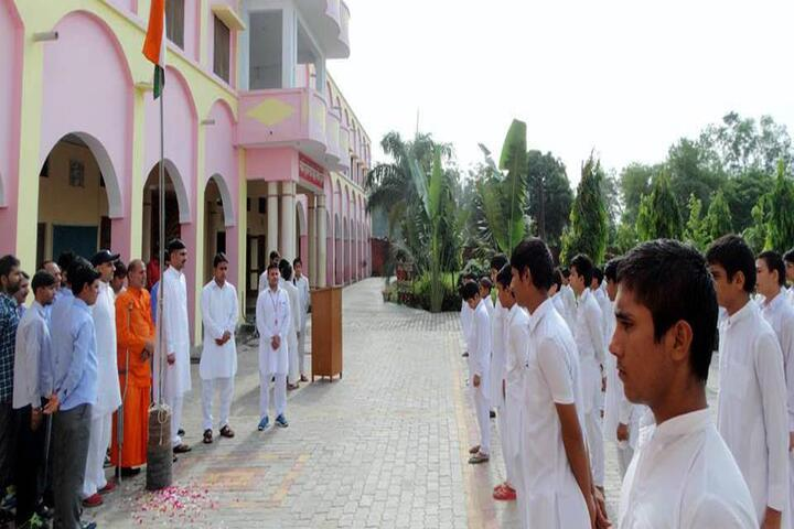 Gurukul High School-Republic day
