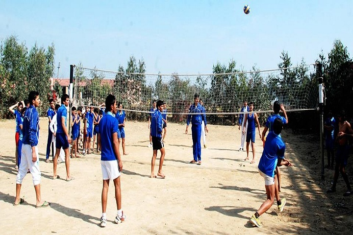 Gurukul High School-Sports