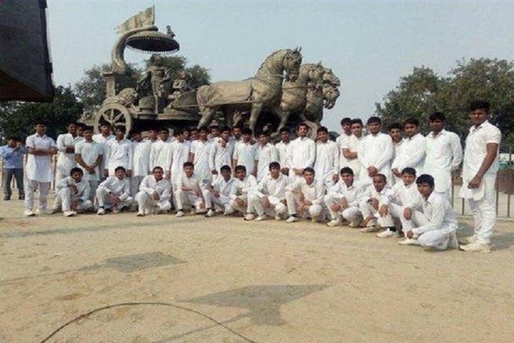 Gurukul High School-Tour