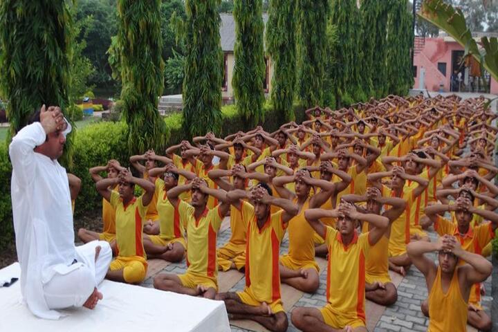 Gurukul High School-Yoga