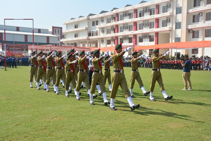 The Gurukul-NCC