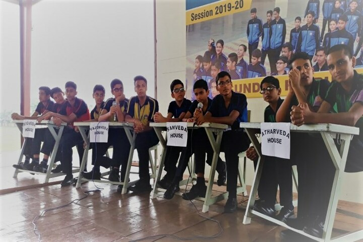 The Gurukul-Quiz Competition