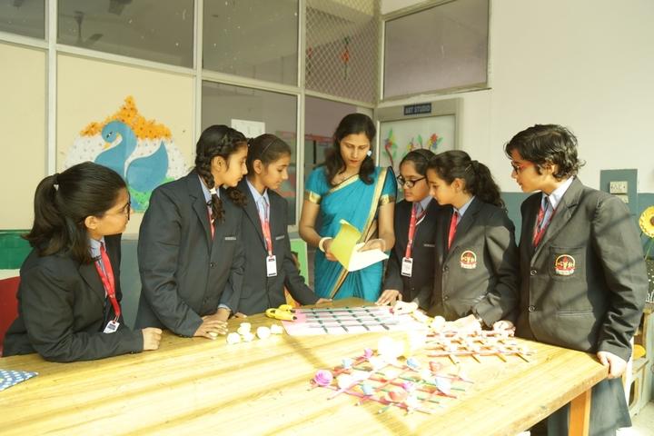 Gurukulam The School-Art room