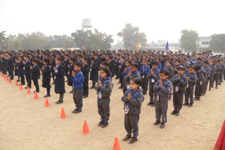 Gurukulam The School-Assembly