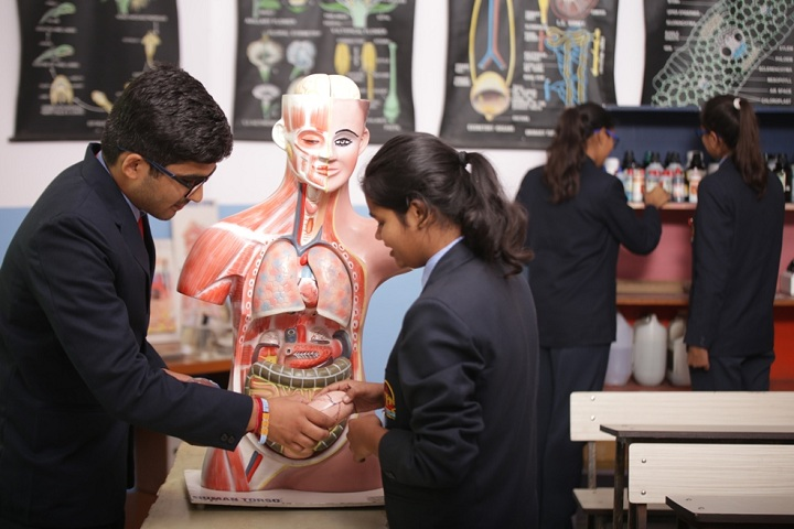 Gurukulam The School-Biology Lab