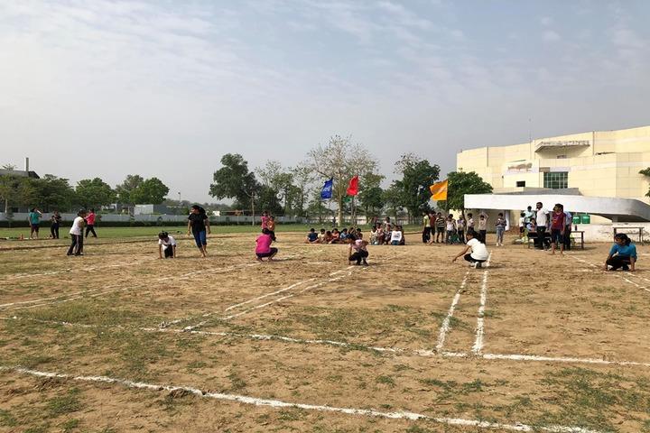 Gurukulam The School-Games