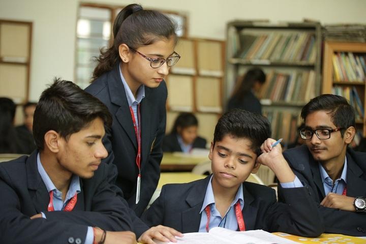 Gurukulam The School-Library
