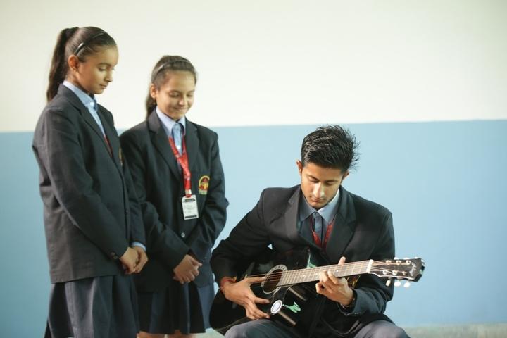 Gurukulam The School-Music room