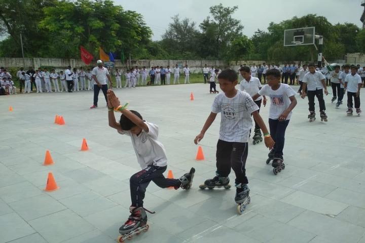 Gurukulam The School-Skating