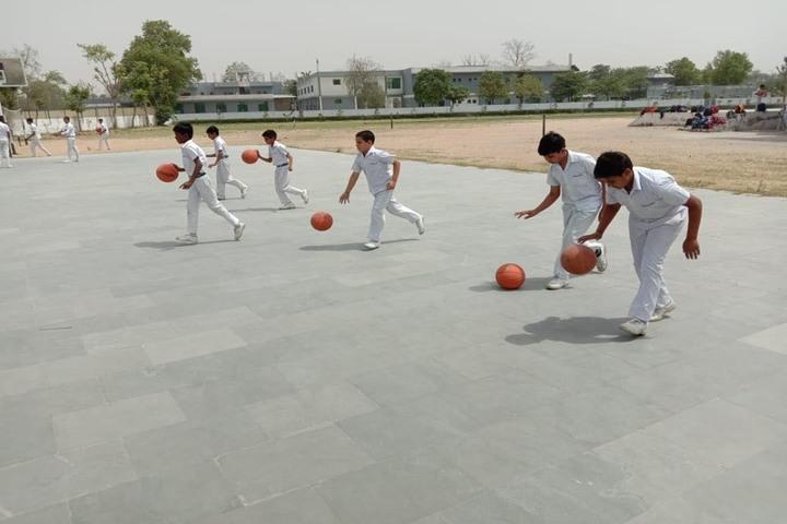 Gurukulam The School-Sports