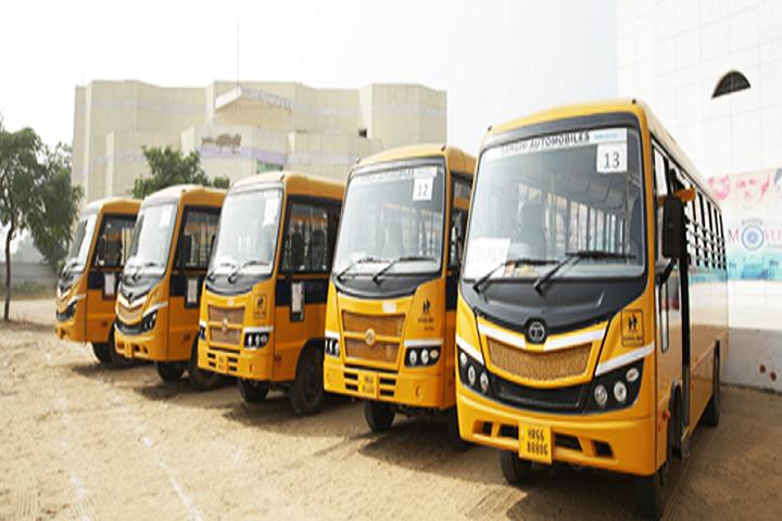 Gurukulam The School-Transport