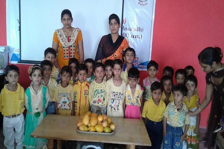 Gyan Bharti Public School-Fruit Festival