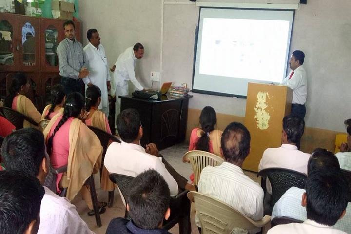 Gyan Bharti Public School-Seminar Room