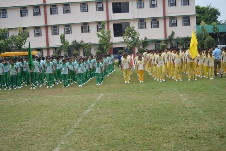 Gyan Deep Senior Secondary School-Assembly