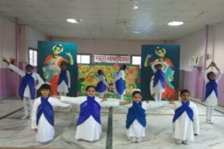 Gyan Deep Senior Secondary School-Dance