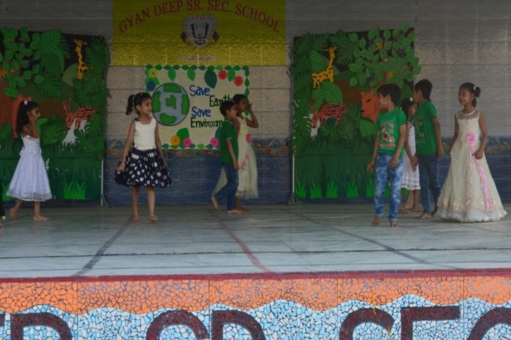 Gyan Deep Senior Secondary School-Event