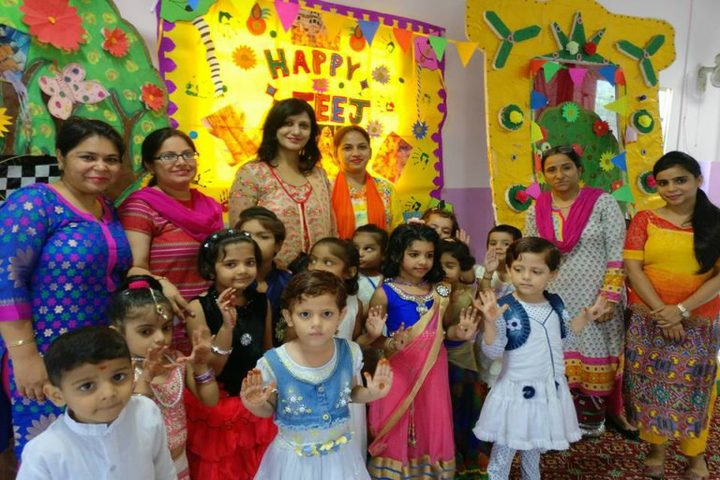 Gyan Deep Senior Secondary School-Festival Celebration