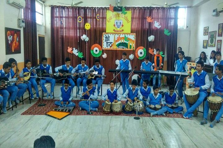 Gyan Deep Senior Secondary School-Music