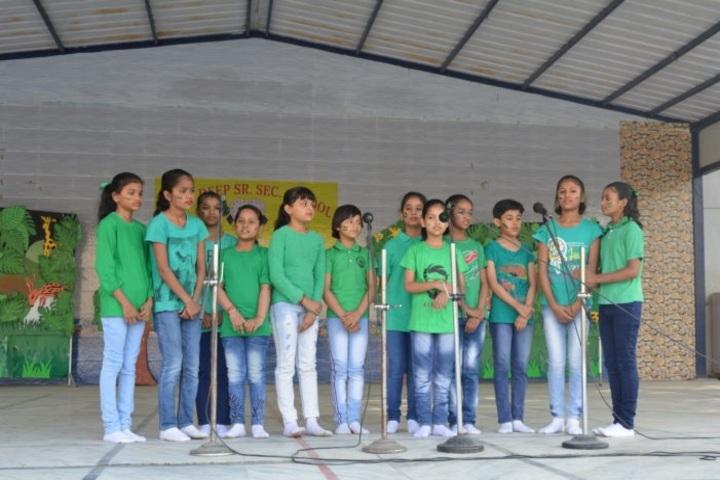 Gyan Deep Senior Secondary School-Singing